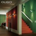 Oligo Wandaufhellung und Treppenaufgang