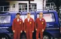 Team im Jahr 1987