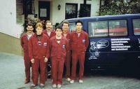 Team im Jahr 1990